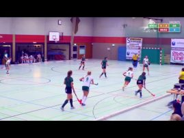Hallenhockey Bundesliga Damen HTCU – CR