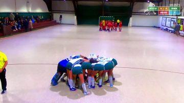 Hallenhockey Bundesliga Damen HTCU – RWK