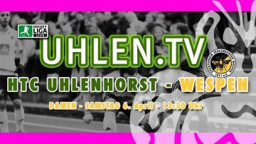 Feldhockey Bundesliga Damen HTCU – WESPEN