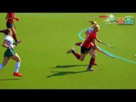 Feldhockey Bundesliga Damen HTCU – BHC